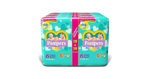 Pannolini Pampers Baby Dry Taglia 6