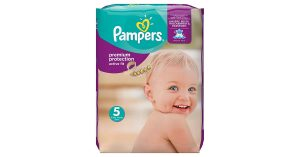 Pannolini Pampers Active fit