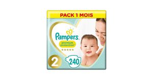 Pannolini Pampers Premium Protection